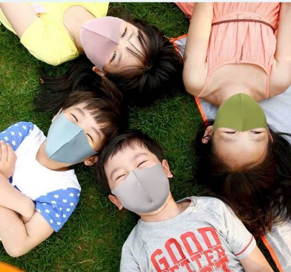 Ice Silk Mask (for children)