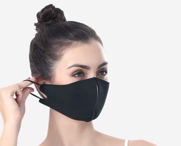 Adult Ice Silk Mask