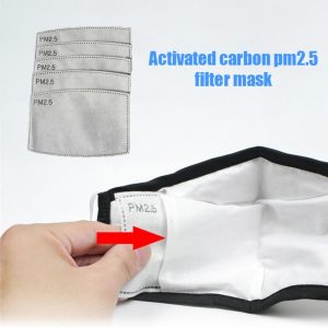 Carbon Active Mask Filter (back in stock)