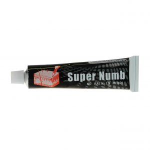 Anaesthetic Supernumb