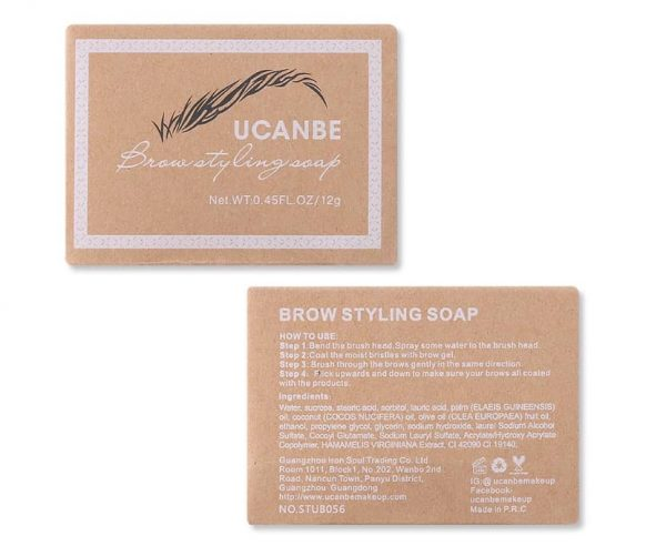 UCANBE Brow Styling Soap
